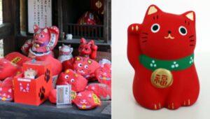 【大分県で合格祈願】福良天満宮の基本情報(道真公手作り天神像と赤猫)