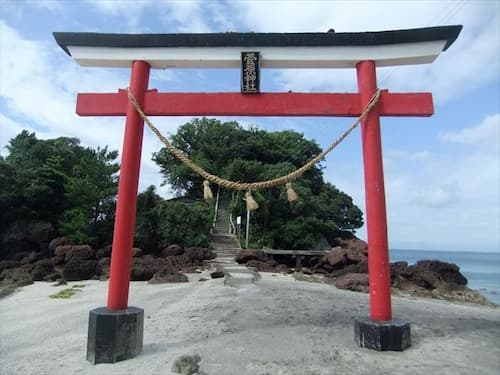 【鹿児島県で合格祈願】菅原神社(荒平天神)の基本情報(時間によっては辿り着けない?)