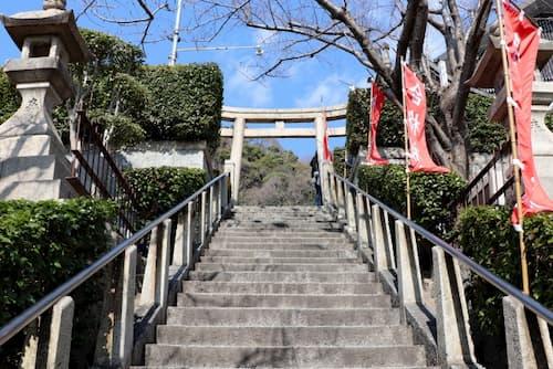 【兵庫県で合格祈願】神戸・北野天満神社の基本情報(天空の神社と呼ばれる理由に納得!)