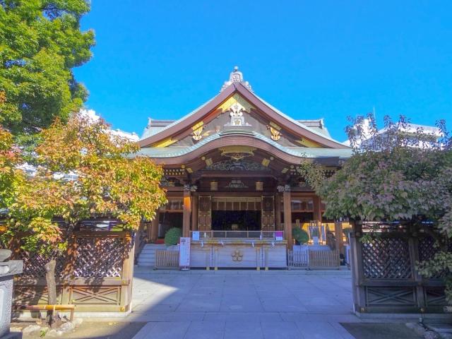 【東京都で合格祈願】湯島天満宮の基本情報(東京大学まで徒歩7分)