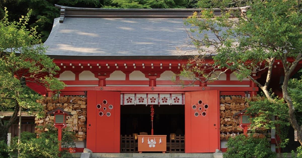【神奈川県で合格祈願】荏柄天神社の基本情報(有名女子大学へも便利な立地。)