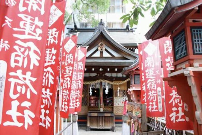 【大阪府で合格祈願】露天神社(お初天神)の基本情報(有名大のサテライトキャンパス多数!)